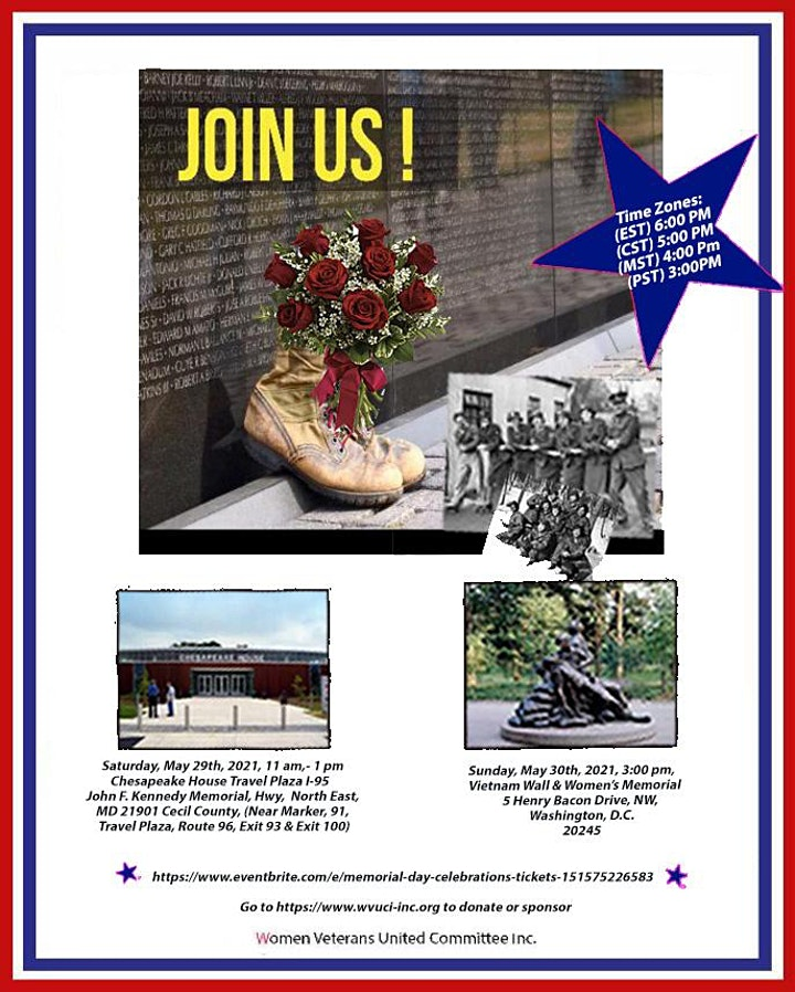 Memorial Day Celebrations image