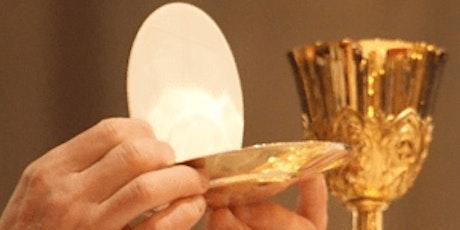 Messe du dimanche 16 mai, 9h30 - Première communion tickets