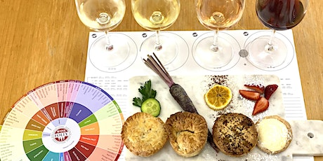 American Bbq Pie And Wine Pairing 8th May tickets