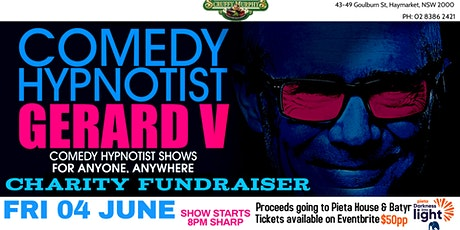 Comedy Hypnotist Night tickets
