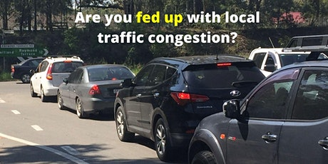 Thornton Local Traffic Congestion Public Meeting tickets