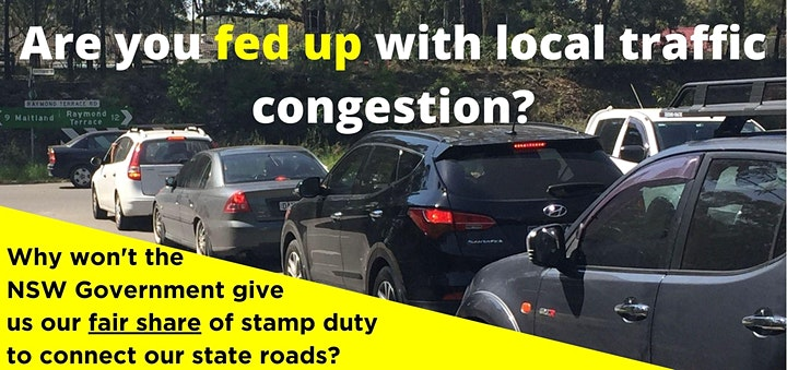Thornton Local Traffic Congestion Public Meeting image