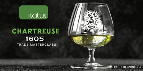 Chartreuse 1605 x Katuk Bar trade masterclass tickets