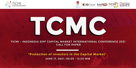 TICMI - SIPF International Capital Market Conference 2021 tickets