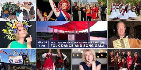 FOLK DANCE AND SONG GALA tickets