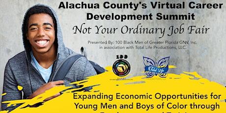 Alachua County's Virtual Career Development Summit tickets