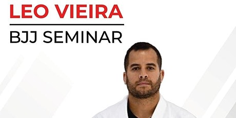 Leo Vieira Seminar tickets