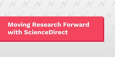 Moving Research Forward with ScienceDirect - Database tickets