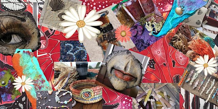 "Art ""Tasters"" Creative Workshops Saturday June 19th image"
