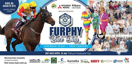 Roebourne Races 2021 | FURPHY Race Day tickets