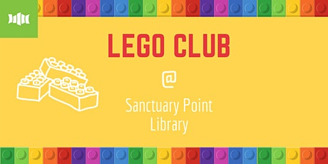 LEGO Club - Sanctuary Point Library tickets