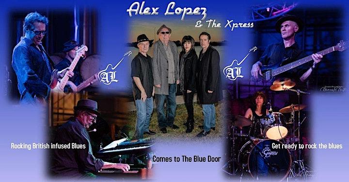 British Blues rocks the Blue Door image