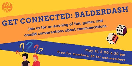 Get Connected: Balderdash Games Night tickets