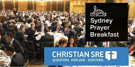 Recorded Sydney Prayer Breakfast tickets