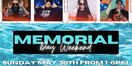 CANVAS Dallas Memorial Day Pool Party tickets