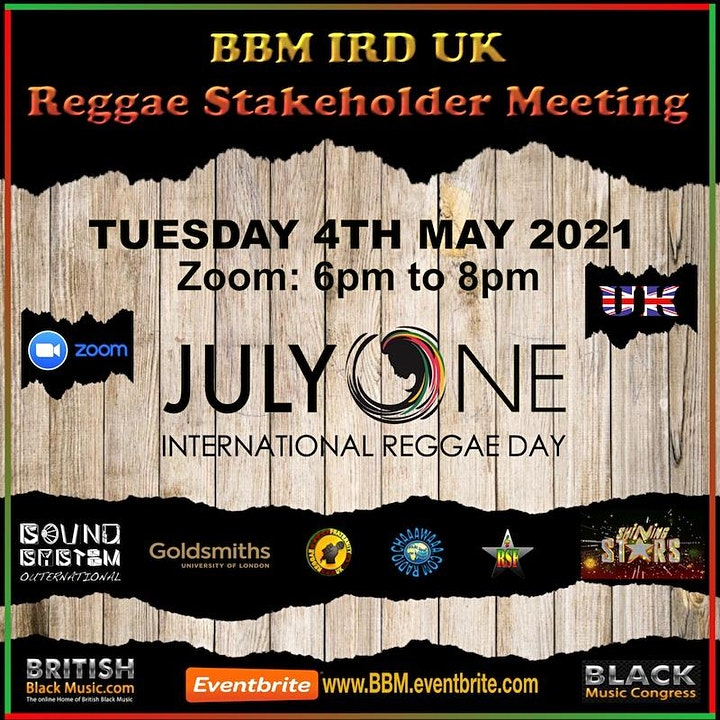 BBM IRD UK Reggae Stakeholder Meeting 9 image
