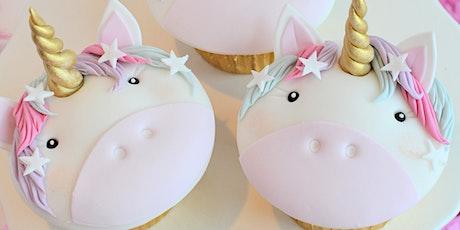 Unicorn cupcake workshop tickets