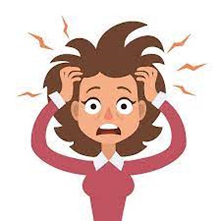 Women and Stress image