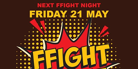 FFight Night May Edition tickets