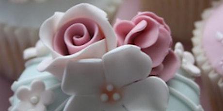 Flower Making Cupcakes workshop tickets