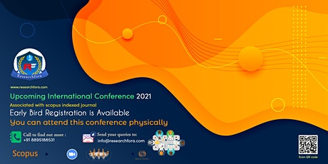 International Conference on Materials Engineering and Nanotechnology tickets