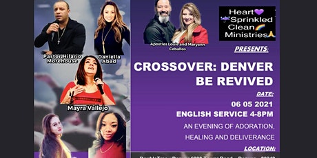 Crossover: Denver Be Revived tickets
