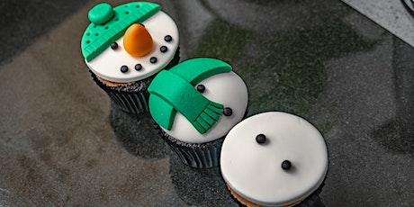 Christmas Cupcake workshop tickets