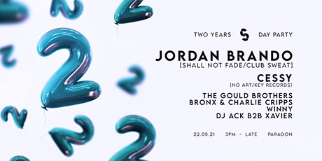 SCOPE pres. Jordan Brando tickets