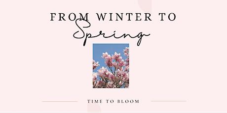 De Invierno a Primavera tickets