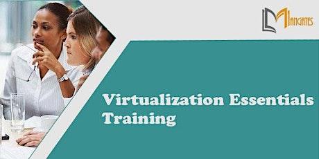 Virtualization Essentials 2 Days Virtual Live Training in Munich tickets