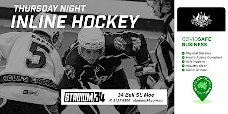 Thursday Night Inline Hockey Tickets tickets