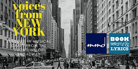 Voices from New York - Amanda Green on Lyrics and Composing tickets