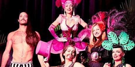 Cirque Illusionaire Brisbane tickets