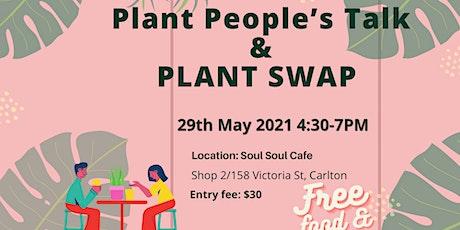 Plant people forum & Plant swap tickets