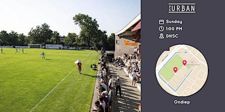 FC Urban Match UTR Zo 9 Mei tickets