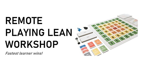 Remote Playing Lean Workshop tickets