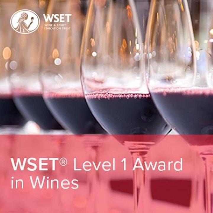 WSET Level 1 Award in Wines image