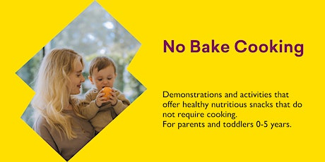 No Bake Cooking @ Burnie Library tickets