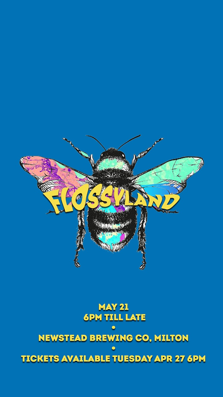 FLOSSYLAND Launch Party image
