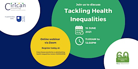Tackling Health Inequalities tickets