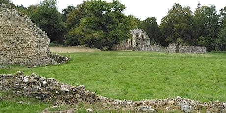 Tilford to Frensham Little Pond, Waverley Abbey ruins: 8.4 miles / 13.5 km tickets