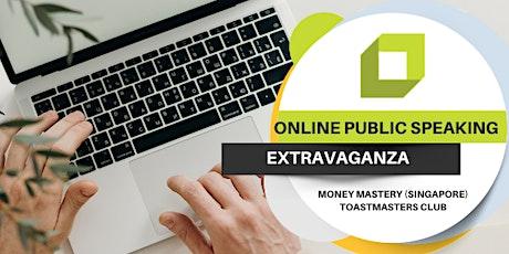 Online Public Speaking Extravaganza tickets