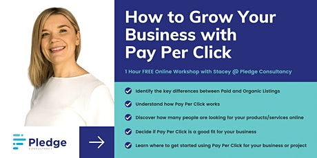 How to Grow Your Business with Pay Per Click tickets