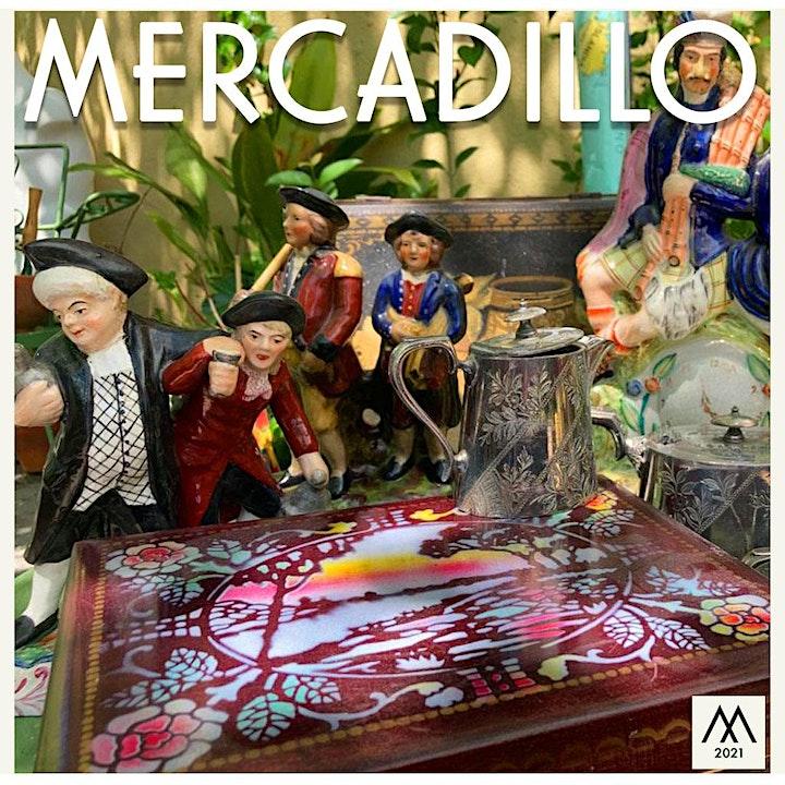 Imagen de Mercadillo Finca La Machota 1 y 2 Mayo - 12.00-18.00 h . Peralejo, Escorial