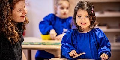 St James Nursery School  Virtual Tour