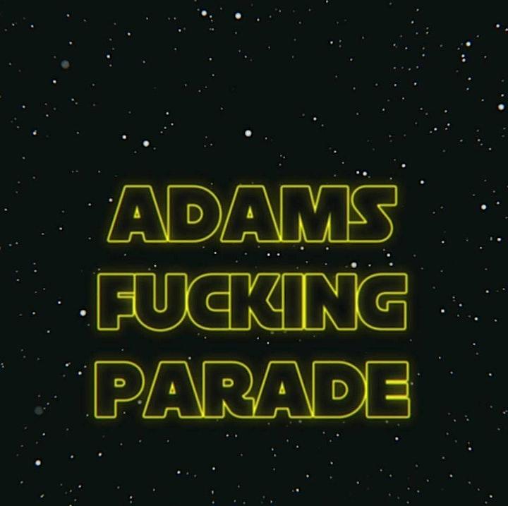 ADAMS PARADE + THE VANDERSTRUTS +OCEAN ASTRONAUTS + CHEAP COFFINS image