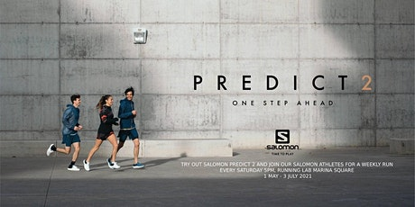 TIME TO PLAY WITH SALOMON PREDICT 2 (TRIAL SESSION) tickets