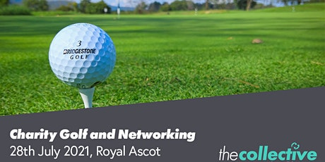 The Collective Charity Golf and Networking tickets
