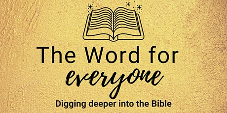 The Word for Everyone tickets