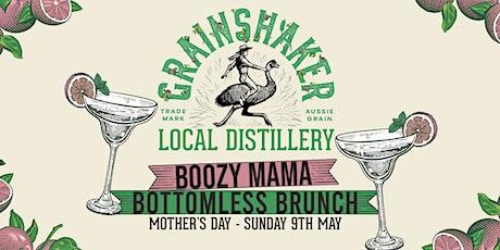 Grainshaker Local Distillery presents: Boozy Mama tickets